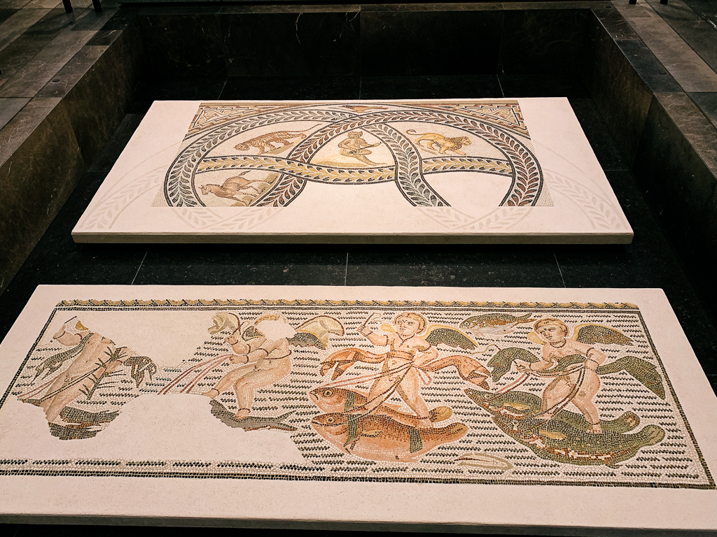 The art of living in the Roman world